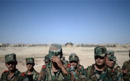 Siết thòng lọng IS ở sa mạc Badiyeh, quân đội Syria thắng lớn
