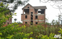 Ảnh: Cận cảnh khu đô thị 'ma' trị giá hàng trăm tỷ đồng bị bỏ hoang