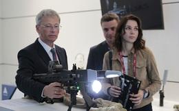 Không chỉ sản xuất súng AK, công ty Kalashnikov còn làm cả súng bắn drone và ngăn chặn khủng bố