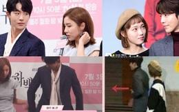 """Sự thật đằng sau loạt ảnh Nam Joo Hyuk o bế mỹ nhân mặt đơ, """"bơ đẹp"""" bạn gái cũ Lee Sung Kyung"""