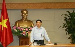 Phó Thủ tướng đốc tiến độ xử lý 12 dự án yếu kém