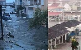 Khu vực Caribbe hoang tàn khi bão Irma đổ bộ, nhiều hòn đảo gần như bị phá hủy hoàn toàn
