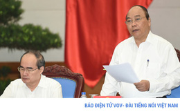 Thủ tướng ủng hộ phân cấp tối đa cho Thành phố Hồ Chí Minh