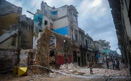 """Siêu bão Irma """"cày nát"""" phía Bắc Cuba, nhăm nhe tấn công Florida"""