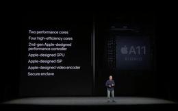 Hãy dẹp ngay các bảng so sánh cấu hình điện thoại khác với iPhone X vì nó không có giá trị thực tế