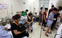 Hà Nội 27,7 nghìn người mắc sốt xuất huyết