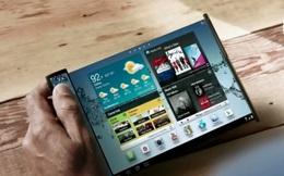 Nếu Galaxy Note 9 là smartphone đầu tiên có màn hình gập, trông nó có giống như thế này?
