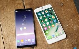 Samsung tung video hướng dẫn người chuyển dữ liệu từ iPhone sang Galaxy Note8 siêu nhanh