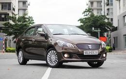 Suzuki Ciaz rẻ hơn 100 triệu đồng, cuộc chiến 'tam mã' phân khúc sedan hạng B