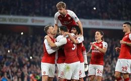 Hai bộ mặt của Arsenal