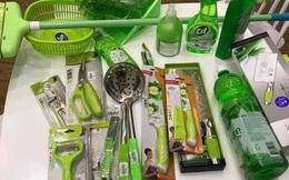 Thầy giáo cuồng màu xanh lá, xanh từ đồ đạc tới luận án thạc sĩ cũng nghiên cứu về tiêu dùng xanh!