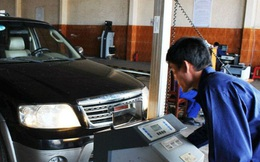 """Bị từ chối đăng kiểm vì không nộp phạt nguội: Hàng ngàn chủ xe """"khóc dở mếu dở"""""""