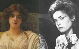 """Hình ảnh dung dị mà đẹp rạng ngời của 13 nàng """"quốc sắc thiên hương"""" từ 100 năm trước"""