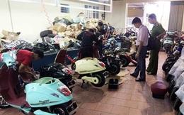 Đau đầu với xe máy Trung Quốc 'copy'