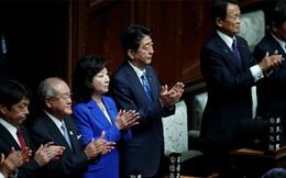 Nhật giải tán quốc hội