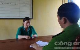 Quảng Ngãi: Phá đường dây chuyên làm giả giấy tờ, lừa đảo chạy việc