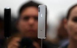 Samsung kiếm 110 USD từ mỗi chiếc iPhone X bán ra