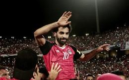 """Người Ai Cập """"phát điên"""" khi Salah ghi bàn phút cuối, giúp đội nhà dự World Cup sau 28 năm dài"""
