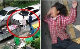 Hùa theo vợ đánh đập nữ lao công đáng thương, giảng viên du học nước ngoài khiến dư luận Trung Quốc phẫn nộ