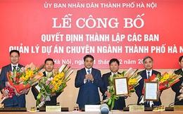 Hà Nội có 5 'siêu ban', đông ngàn người