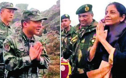 Trung Quốc lại đưa 1.000 lính tới khu vực tranh chấp với Ấn Độ