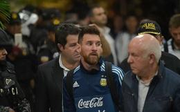 Cảnh sát Ecuador trang bị súng ống bảo vệ Messi và đội tuyển Argentina