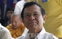 Tòa án Tối cao Campuchia bắt đầu thụ lý vụ kiện đòi giải thể đảng đối lập