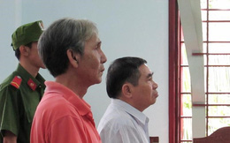 Nguyên hiệu trưởng trường TDTT kêu oan tội tham ô
