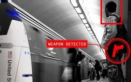 Những mẫu robot an ninh đặc biệt này có thể phát hiện tội phạm che giấu vũ khí