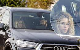 Pique đưa Shakira đi dạo, xóa tin đồn chia tay