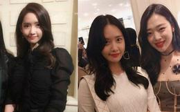 """Đặt Yoona cạnh các mỹ nhân khác mới thấy: Đầy người đẹp hơn cả """"nữ thần nhan sắc Hàn Quốc""""!"""
