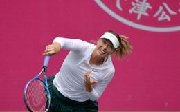 Sharapova vô địch Thiên Tân: Nữ hoàng rũ bùn đứng dậy sáng lòa
