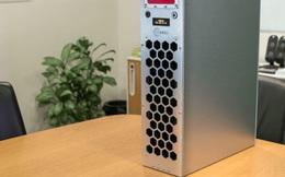 Trời lạnh, người Nga chế ra một chiếc máy sưởi biết đào Ethereum