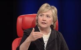 """Bà Clinton nói đe dọa chiến tranh với Triều Tiên là """"thiển cận"""""""