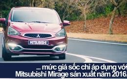 Đại chiến xe hơi khoảng giá 300 triệu đồng của Mitsubishi Mirage, Hyundai i10, và Kia Morning