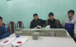 Công an Lạng Sơn thu giữ 300 bánh heroin 40 kg ma túy
