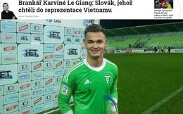 Bất ngờ lý do thủ môn Việt kiều Patrik Le Giang không về Việt Nam
