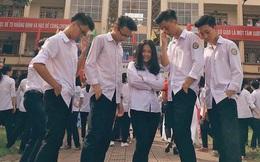 """""""Vườn sao băng"""" đời thực: Nữ sinh Lào Cai lọt thỏm giữa 4 chàng bạn thân đẹp trai, học giỏi, mê bóng rổ"""