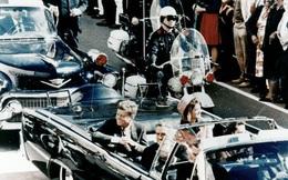 Mỹ sẽ công bố tài liệu mật về vụ ám sát Tổng thống John F. Kennedy