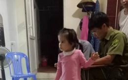Hưng Yên: Bé gái 3 tuổi bị bỏ rơi trước cửa nhà dân