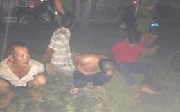 Nổ súng trấn áp, bắt giữ 5 đối tượng đánh người, tấn công cảnh sát 113