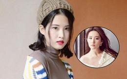 """Đẹp không kém gì """"thần tiên tỉ tỉ"""", cô gái Việt được mệnh danh chị em song sinh thất lạc của Lưu Diệc Phi"""