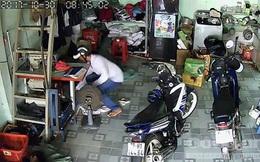 Gã xe ôm vào nhà dân trộm cắp như chốn không người