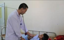 Hà Tĩnh: Cứu sống bé 5 tuổi bị hạt na rơi vào đường thở