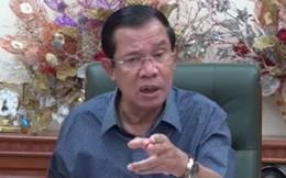 Thủ tướng Hun Sen tuyên bố, 100% đảng Cứu quốc sẽ bị giải thể