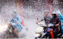 Thời tiết hôm nay 5/11: Nhiều vùng có mưa to