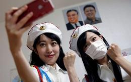 Ảnh: Những cô gái xinh đẹp trong câu lạc bộ hâm mộ Triều Tiên ở Nhật Bản