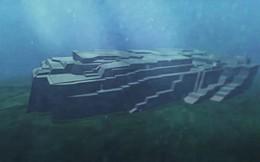 Công trình cổ dưới nước 14.000 năm tuổi và những hoài nghi về sự xuất hiện của người ngoài hành tinh