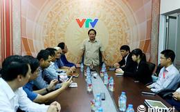 """Bộ trưởng Trương Minh Tuấn: """"Đảm bảo an toàn cho phóng viên tác nghiệp vùng lũ"""""""