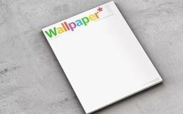 Khi Giám đốc thiết kế của Apple tự tay thiết kế nên một cuốn tạp chí, đây là kết quả: trắng tinh!